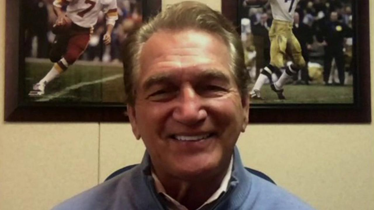Former Super Bowl champion Joe Theismann says there will still be 'wheeling and dealing' during the 2020 NFL Draft even though it's virtual this year.