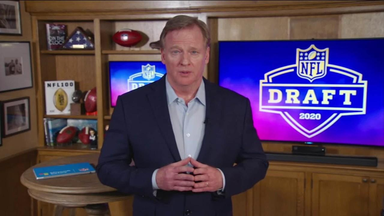DraftKings CEO Jason Robins on 2020 NFL Draft betting and expectations for its IPO.