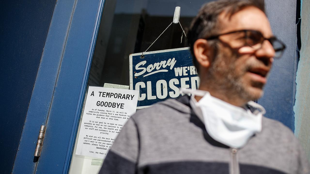 Small business loan numbers continue to increase as part of the government's coronavirus relief. FOX Business' Edward Lawrence with more.