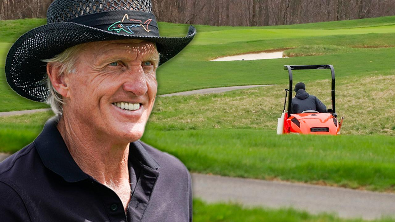 Golf legend Greg Norman on the coronavirus's impact on the golf industry and his businesses.