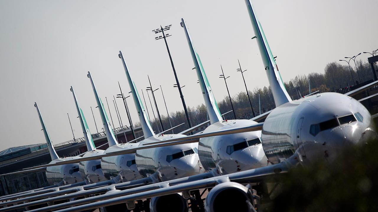 Boeing is reportedly offering workers early retirement and buyout packages as COVID-19 weighs on the economy. Fox News' Liz Peek and FOX Business' Dagen McDowell with more.