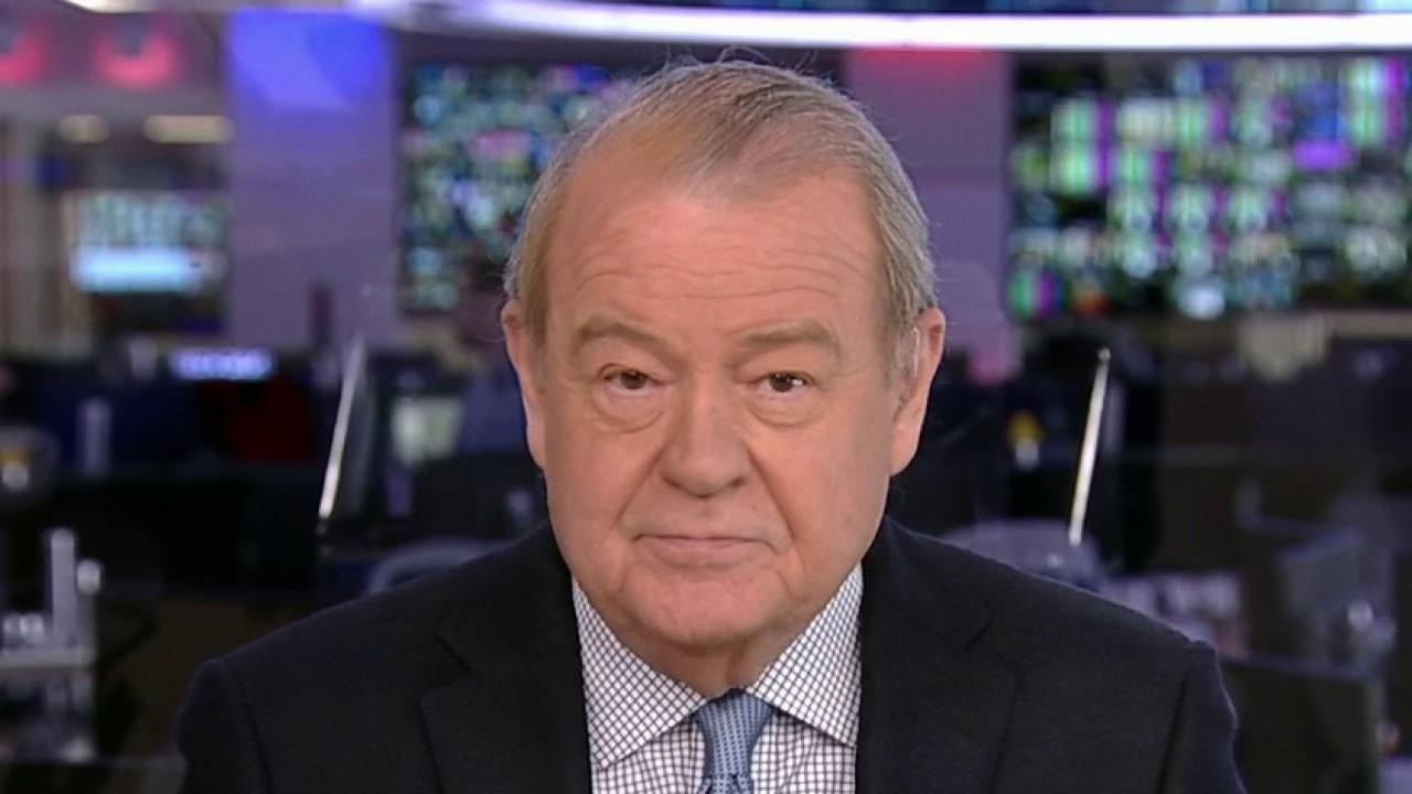 FOX Business' Stuart Varney on Democrats taking political and economic advantage of coronvirus.