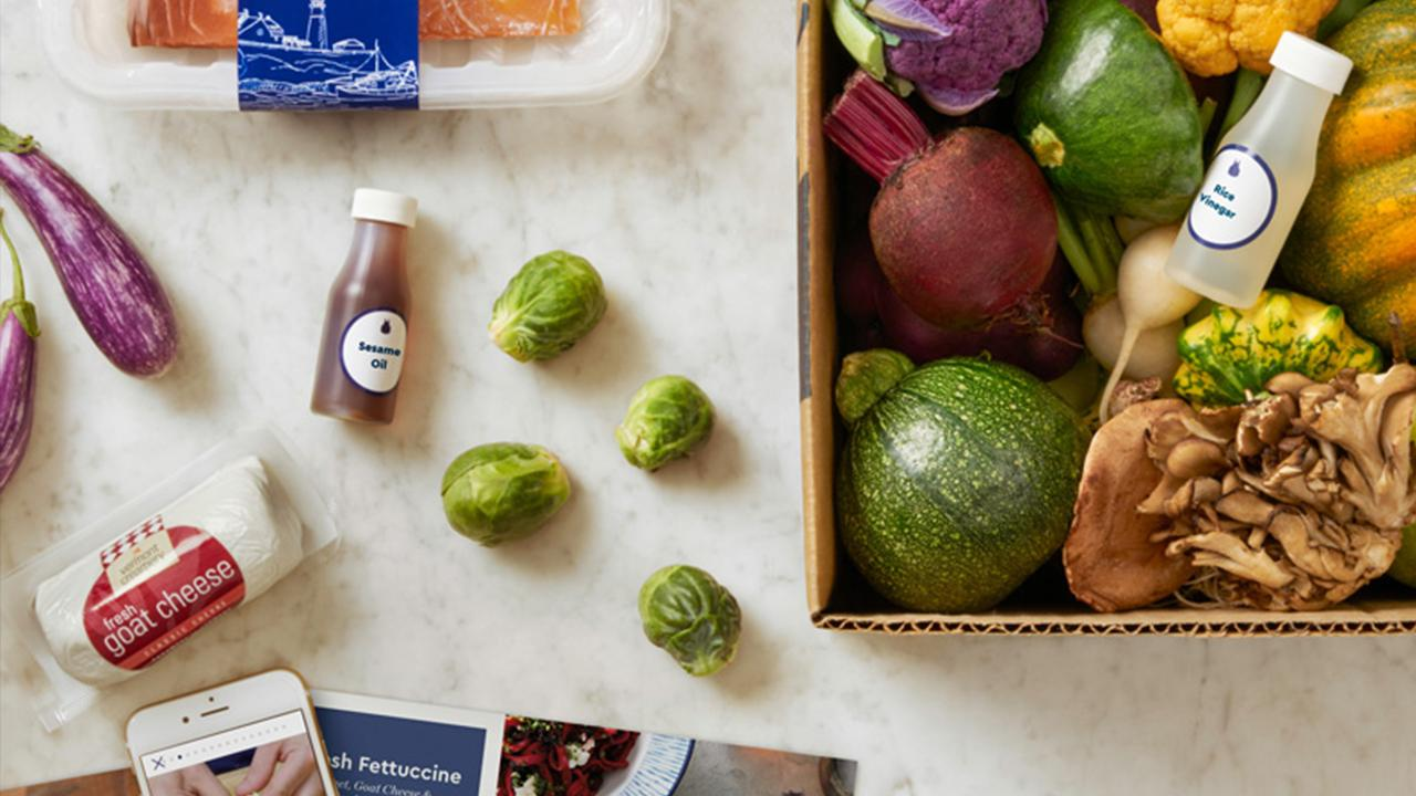 Blue Apron CEO and President Linda Kozlowski argues people will continue to cook at home more even when coronavirus is over.