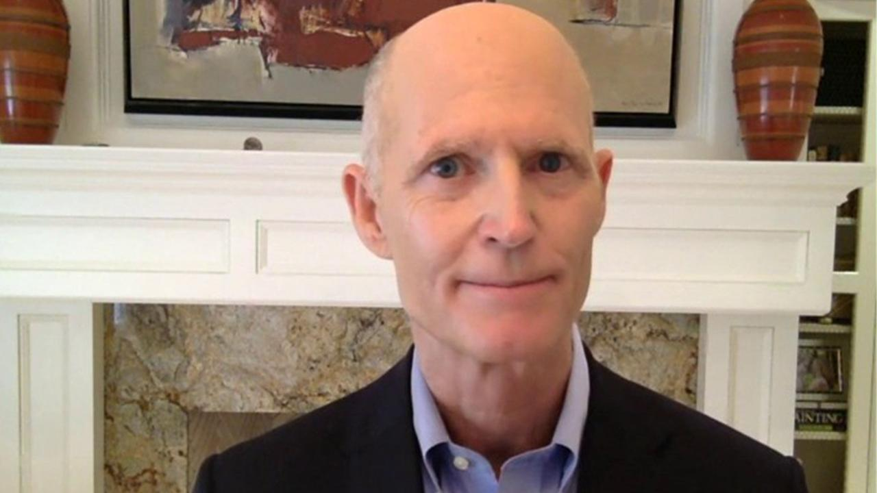 Sen. Rick Scott, R-Fla., argues China's lack of transparency with the coronavirus outbreak has killed Americans and clearly impacted our economy.