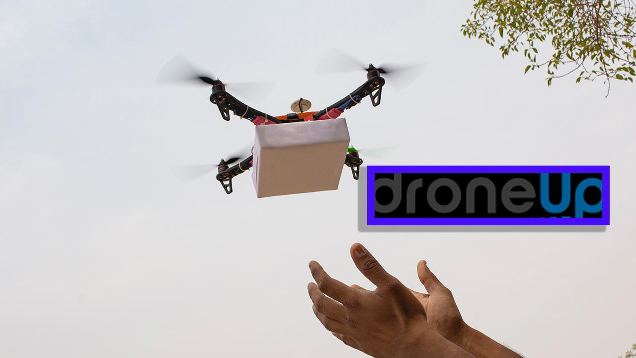 DroneUp founder and CEO Tom Walker discusses teaming up with UPS to test out the delivery of essential medical supplies during coronavirus.