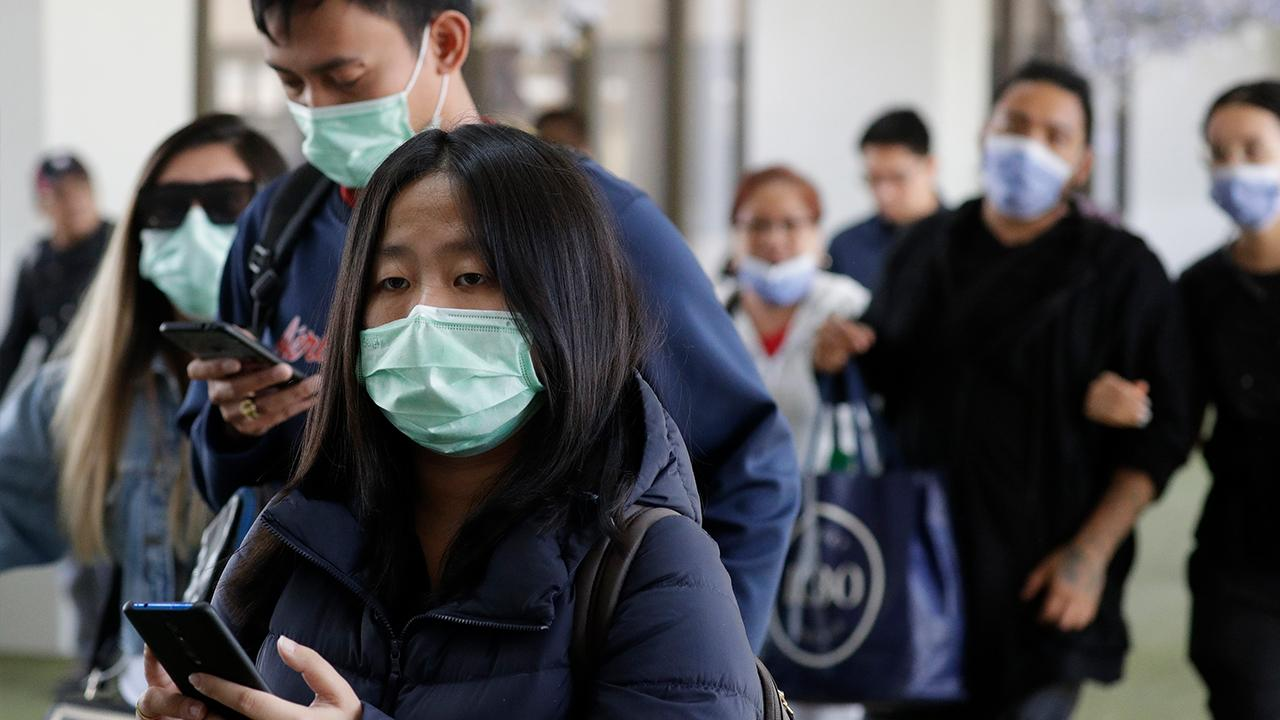 Infectious disease expert at Johns Hopkins Center for Health Security Dr. Amesh Adalja on stopping the spread of coronavirus and British Prime Minister Boris Johnson's condition.