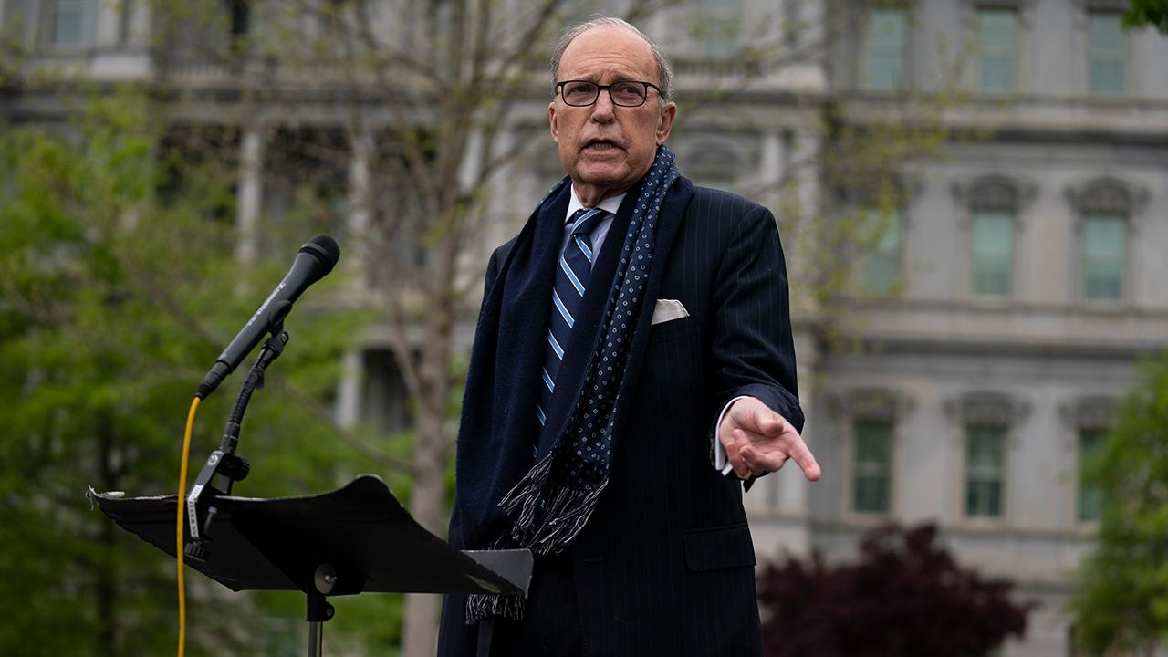 National Economic Council Director Larry Kudlow argues the third quarter may show positive economic growth, with even more growth in the fourth quarter amid the coronavirus.