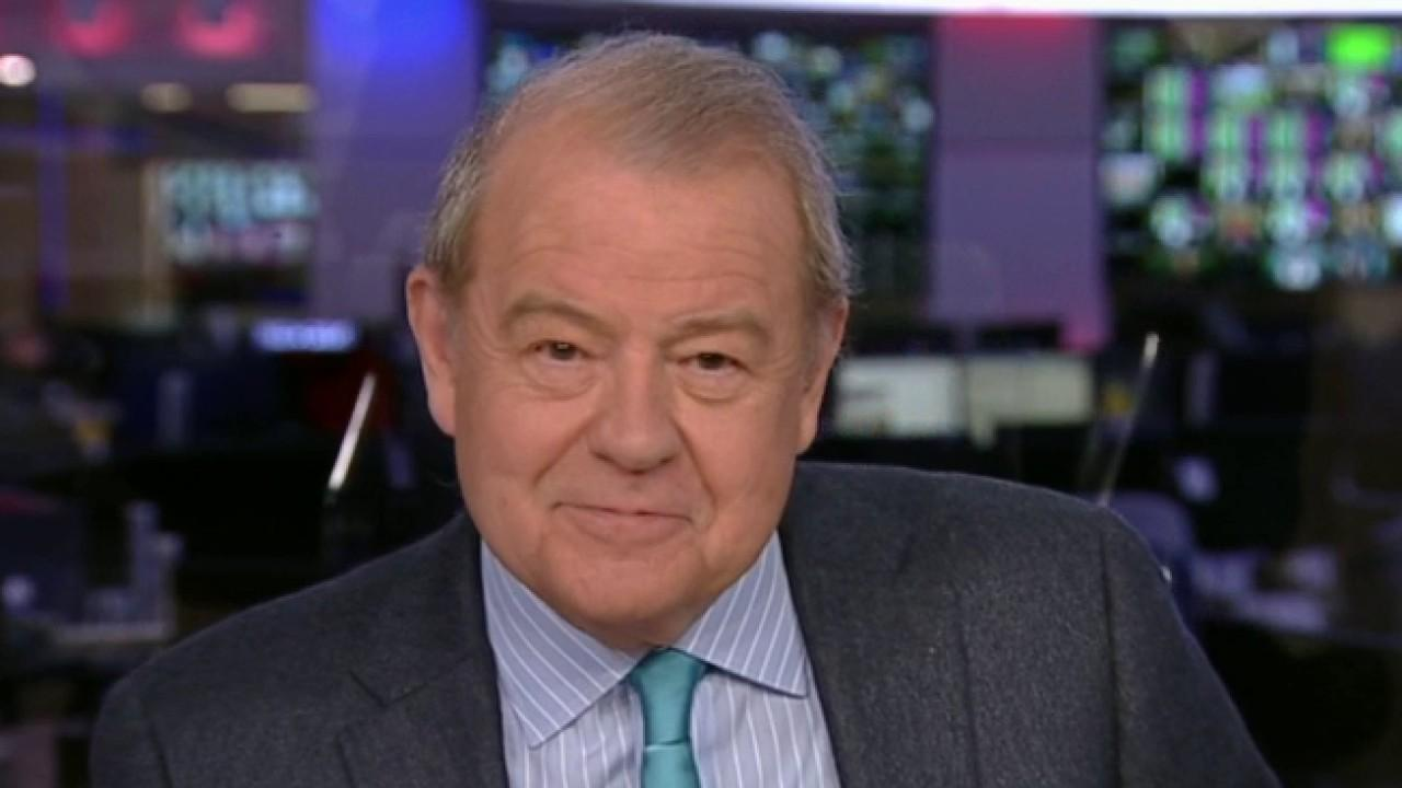 FOX Business' Stuart Varney on why Joe Biden is still in the running for president.