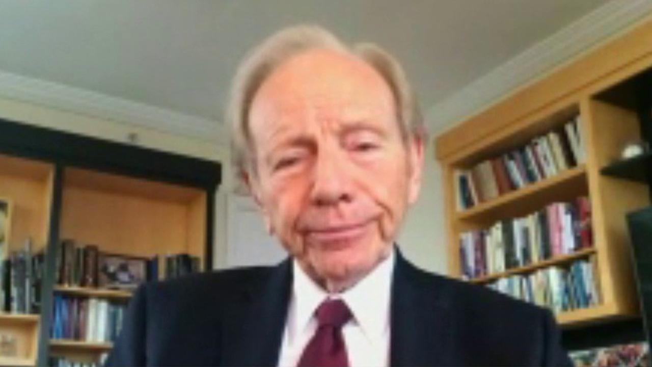 Former Connecticut Senator Joe Lieberman discusses his outlook for the 2020 presidential election.