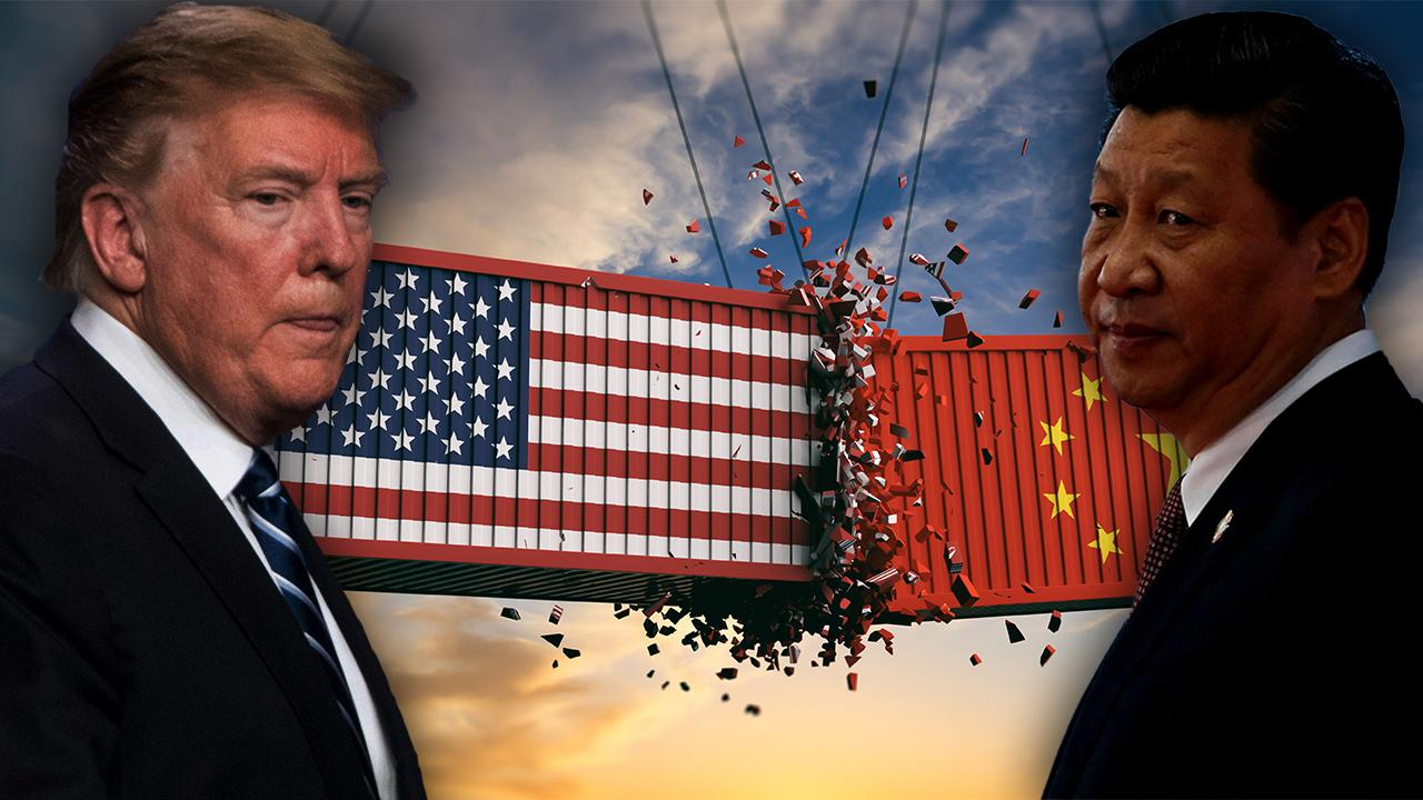 Silvercrest Asset Management economic adviser Patrick Chovanec says China's economy, as well as other economies, took a serious hit during the coronavirus pandemic.