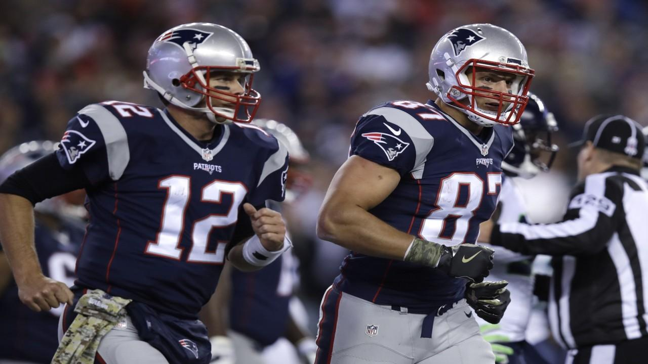 Rob Gronkowski's NFL agent Drew Rosenhaus addresses Gronk's decision to join former New England Patriot Tom Brady on the Tampa Bay Buccaneers.