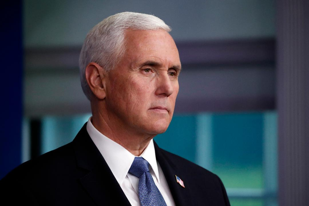 Vice President Mike Pence provides insight into military personnel who will be serving in hospitals in some states and later discusses the partnership between the task force and state governors.