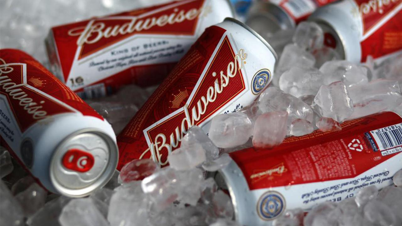 Anheuser-Busch North America CEO Michel Doukeris on how coronavirus is impacting his company and alcohol sales.