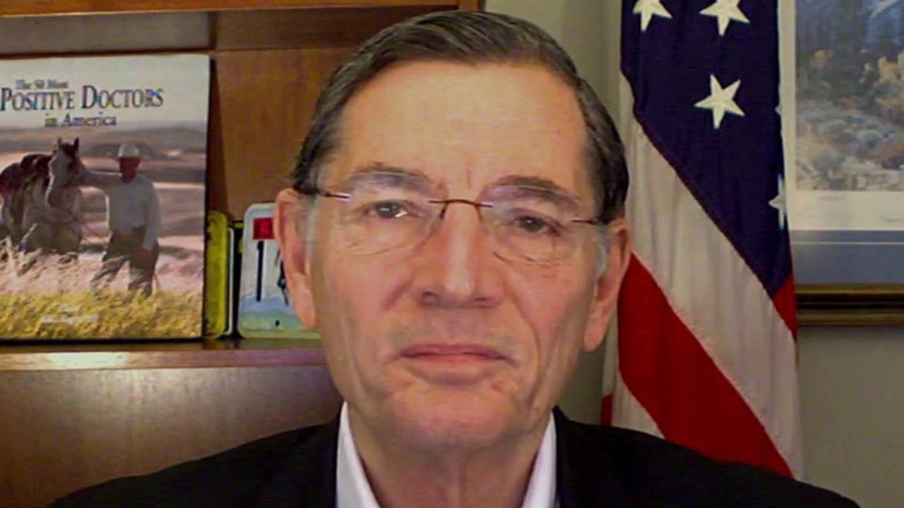 Sen. John Barrasso, R-Wyo., on taking on debt to win the war against the coronavirus.