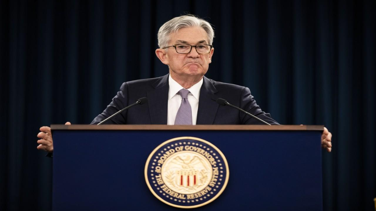 FOX Business' Edward Lawrence breaks down Federal Reserve Chairman Jerome Powell's address on the economy amid the coronavirus.