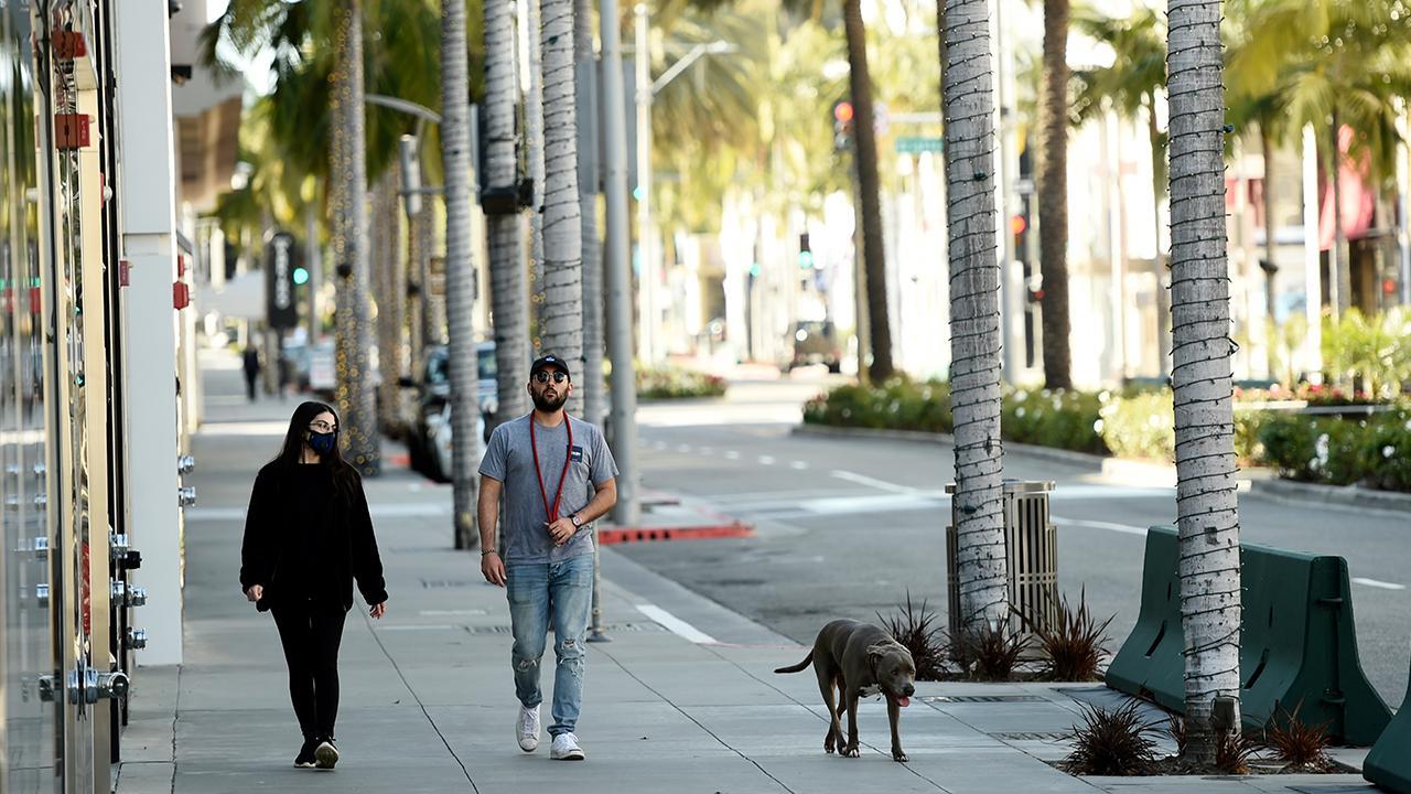 Beverly Hills Mayor Lester Friedman on mandating face masks.