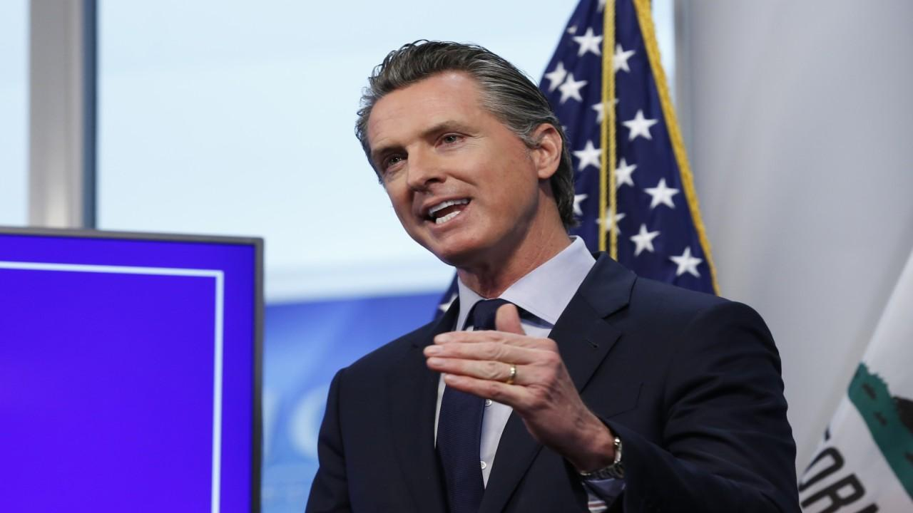 Fox News political analyst Gianno Caldwell discusses California Gov. Gavin Newsom's decision to give out stimulus checks to illegal immigrants.