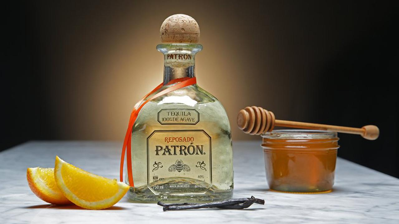 Patrón Tequila Vice President of Global Marketing Adrian Parker says liquor store sales have been up 25 percent over the past two weeks amid the coronavirus.