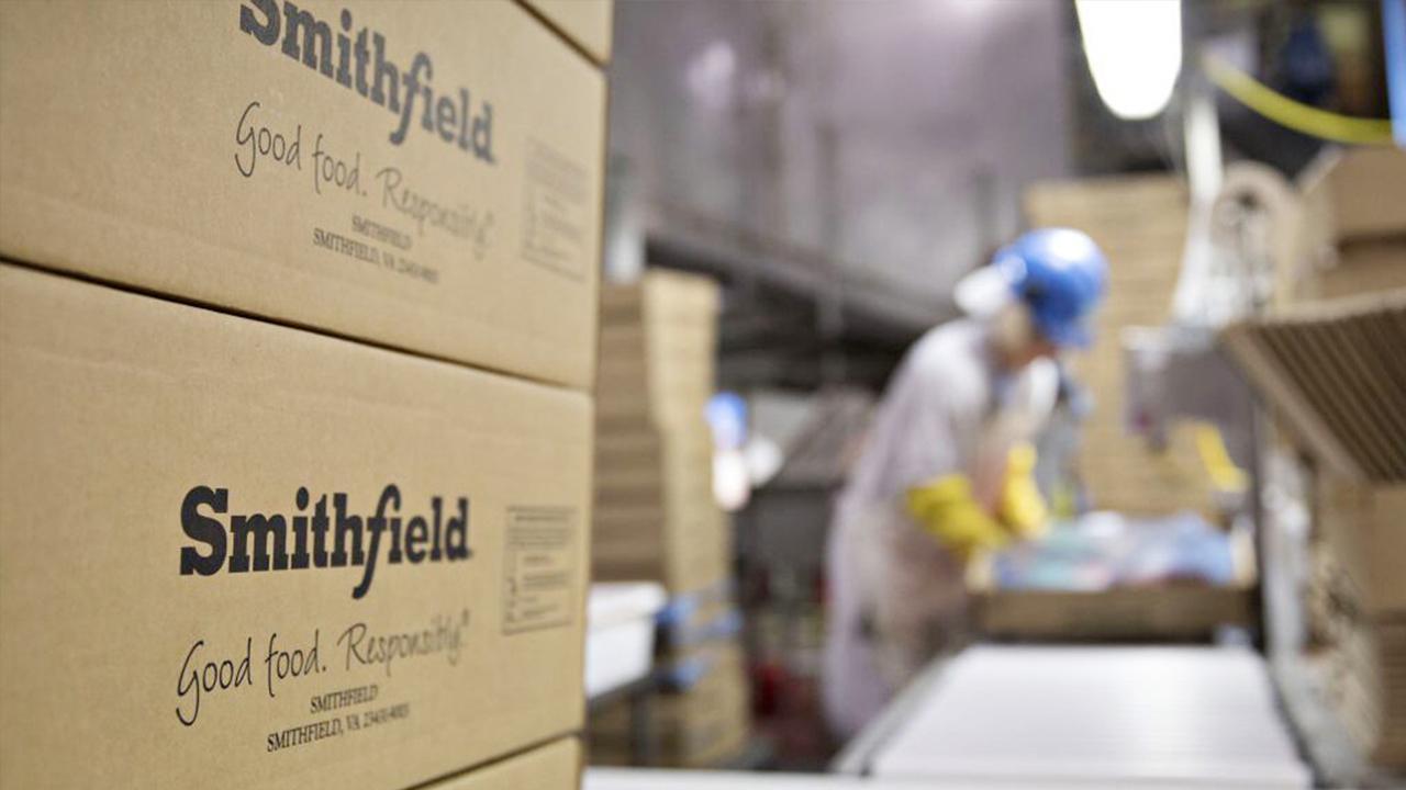 Smithfield CEO Ken Sullivan discusses how the coronavirus is impacting the U.S. pork supply industry.