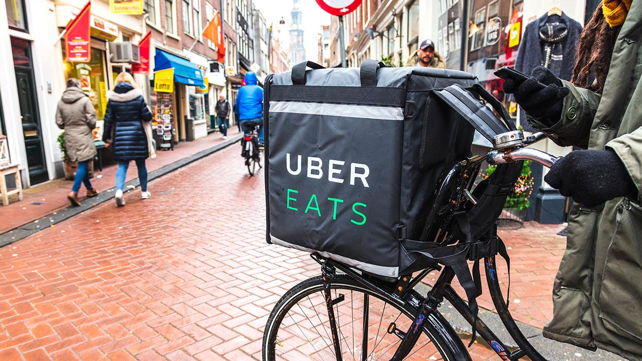 Head of Uber Eats for US and Canada Janelle Sallenave on how her company is responding to coronavirus, including 'contactless deliveries.'