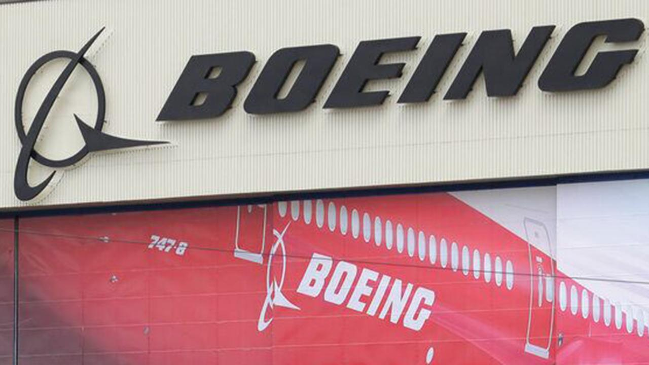Fox Business Briefs: Boeing reportedly plans to slash production of its 787 Dreamliner by about half and announce job cuts.