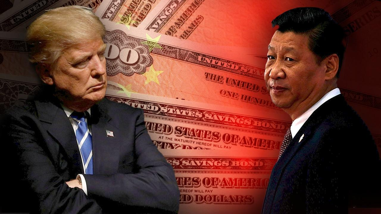 American Bondholder Foundation President Jonna Bianco discusses recouping bond debt from China.
