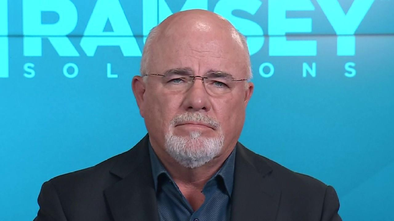 Personal finance expert Dave Ramsey gives advice on purchasing disability insurance during a FOX Business Town Hall on Varney & Co.