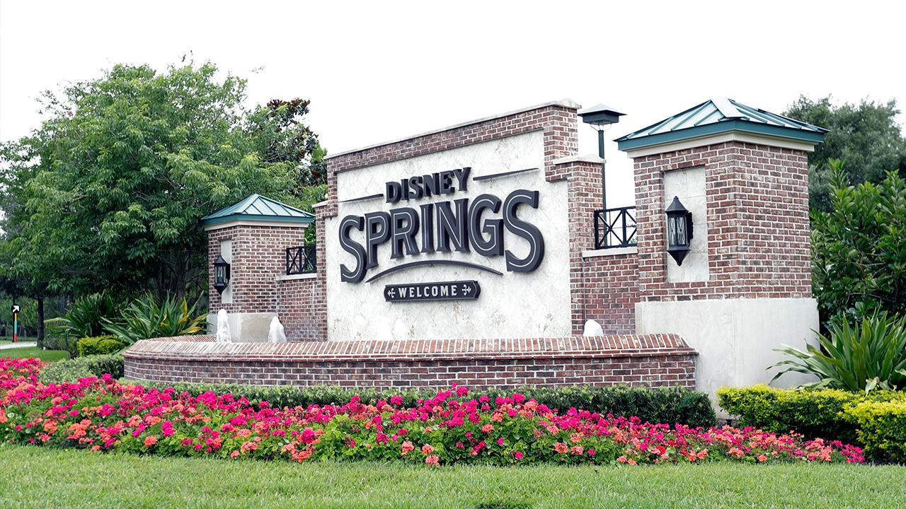 Disney Springs, the entertainment district in Orlando, Florida, is reopening with new coronavirus safety measures. Fox News' Phil Keating with more.