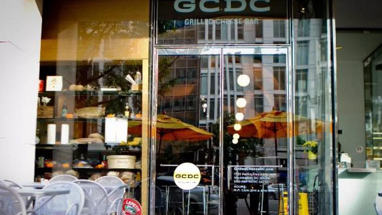 GCDC Grilled Cheese Bar owner Bruce J. Klores is suing his insurer after being denied for a business interruption claim. FOX Business' Hillary Vaughn with more.