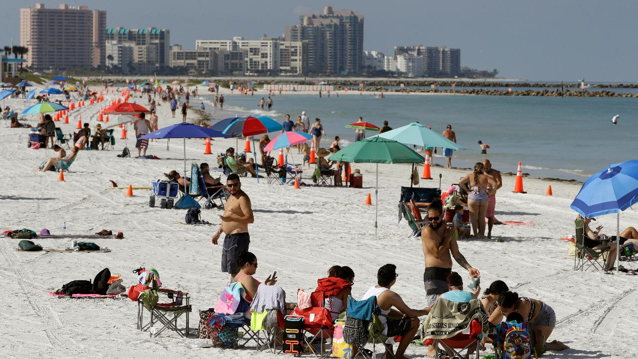 Jacksonville, Florida Mayor Lenny Curry breaks down how Florida is reopening, which includes beach access with some restrictions and stores and restaurants at 25 percent capacity.