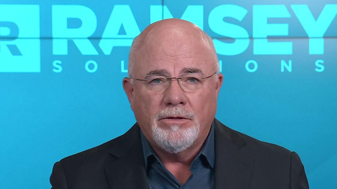 Financial expert Dave Ramsey gives advice to Jessica Walker, a salon owner in New Jersey struggling with the coronavirus' impact on her business.