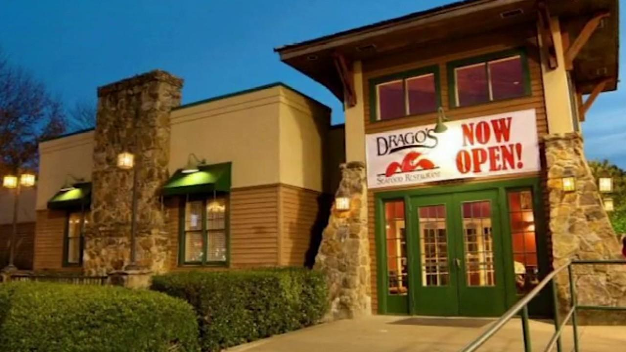 Drago's Seafood Restaurant owner Tommy Cvitanovich discusses reopening his Louisiana restaurant at 25 percent capacity as tourism to the state has been hit hard by the coronavirus-induced shutdown.