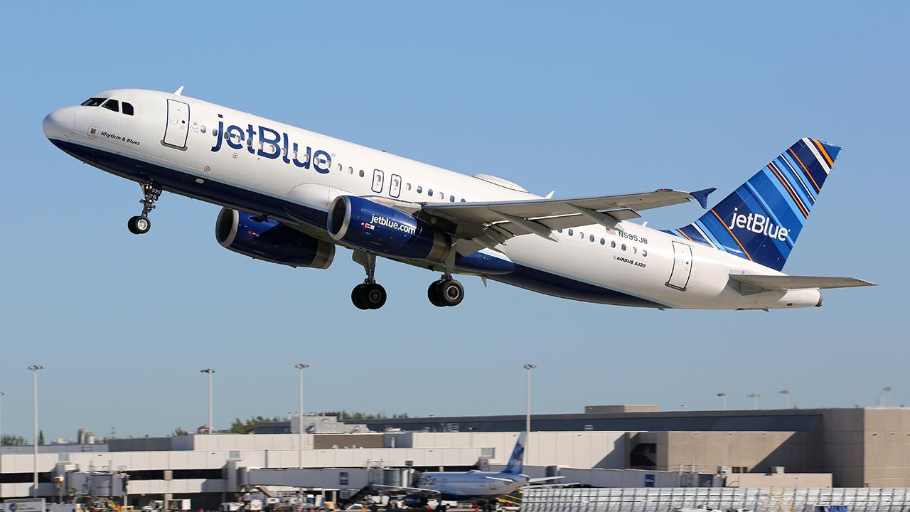 JetBlue CEO Robin Hayes discusses new safety measures on his company's flights, low trip prices and how the coronavirus is impacting his industry.