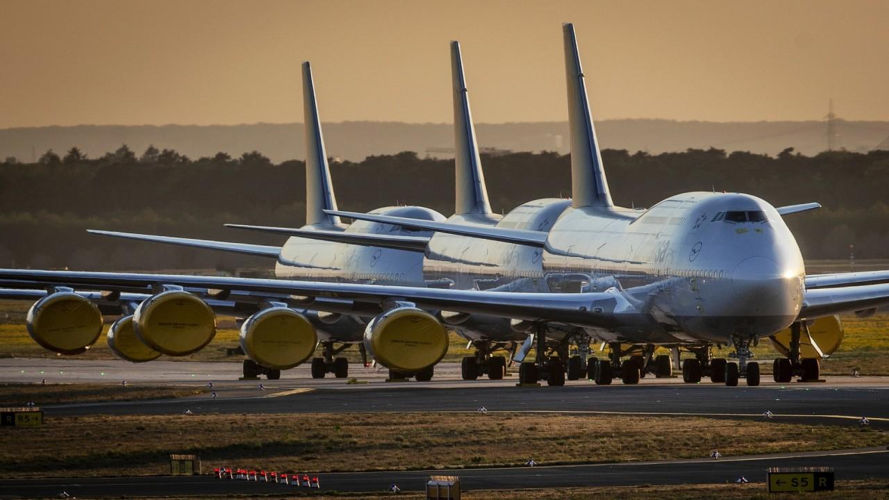 Boeing CEO on aviation amid coronavirus