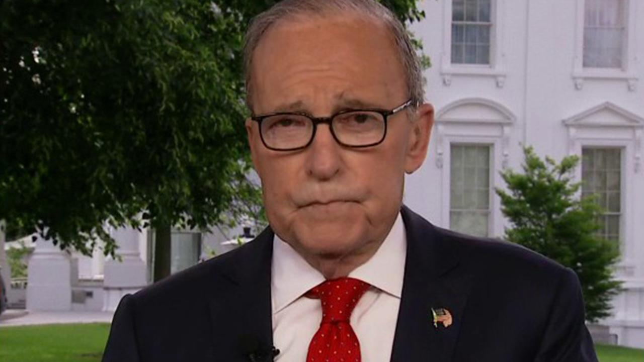 National Economic Council Director Larry Kudlow on economic recovery from the coronavirus,  helping workers and small businesses struggling from the outbreak and U.S.-China relations.