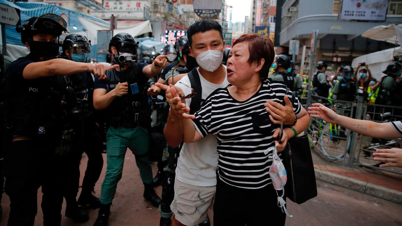 Rep. Jody Hice, R-Ga., says Americans must support the people of Hong Kong after China proposed a new national security law in its territory.