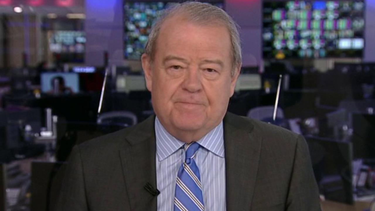 FOX Business' Stuart Varney argues the U.S. is considering the various ways to 'punish' China.