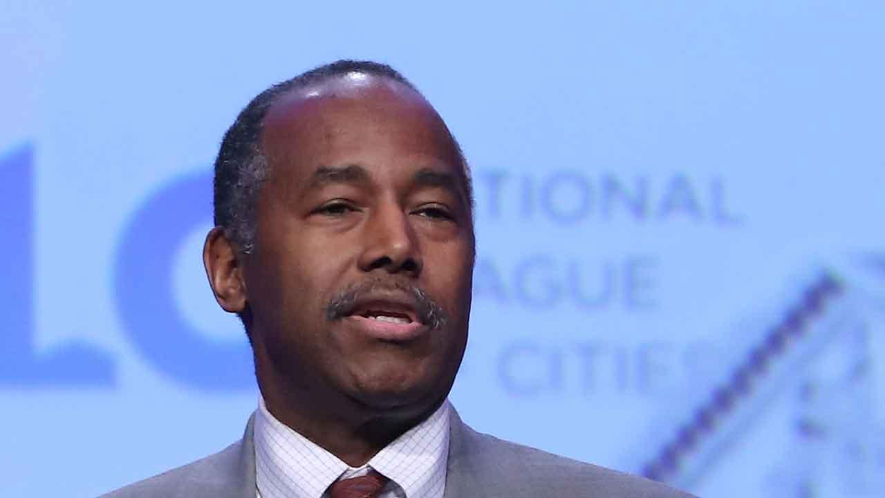 Department of Housing and Urban Development Secretary Ben Carson discusses the increased investment in Opportunity Zones and ways to help minority communities that were disproportionately impacted by coronavirus.