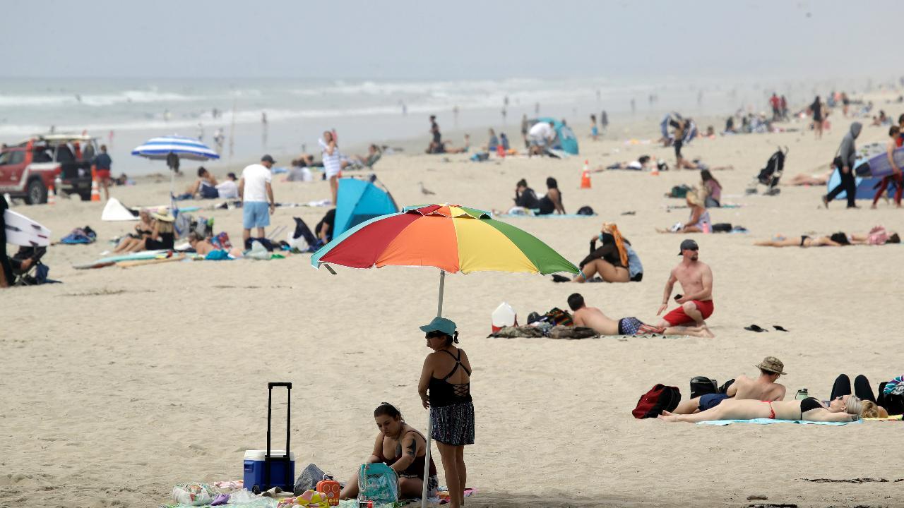 Newport Beach, California, councilman Kevin Muldoon argues Gov. Gavin Newsom's, (D), decision to close Newport Beach violates residents' rights.