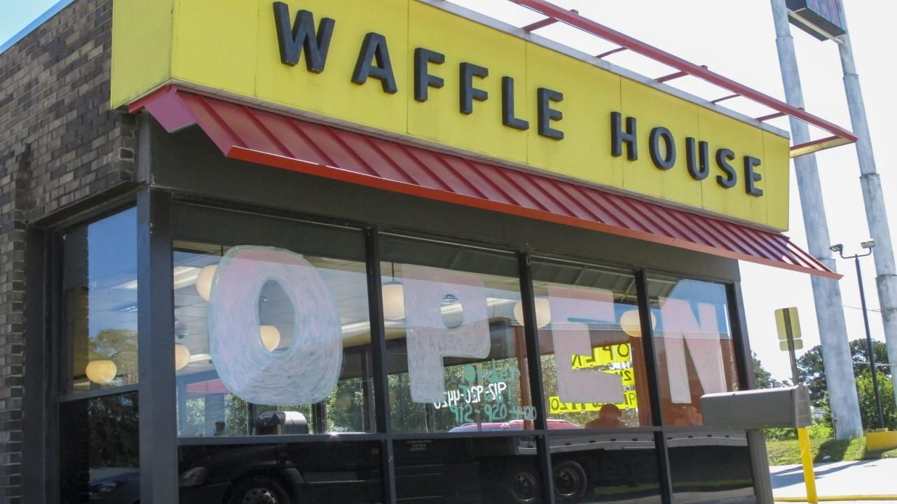 Waffle House Inc. President and CEO Walt Ehmer on the state of business after reopening some restaurants amid coronavirus.