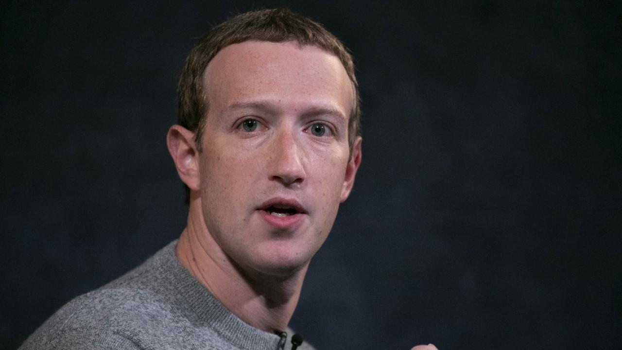 Facebook CEO Mark Zuckerberg on readying employees to permanently work from home due to coronavirus.