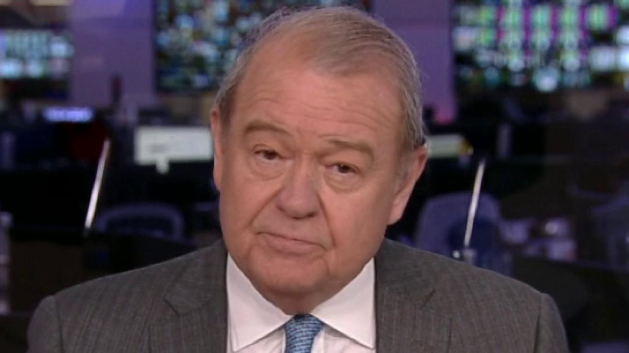 FOX Business' Stuart Varney on the Democrats pushing government handouts while the coronavirus rallies on.