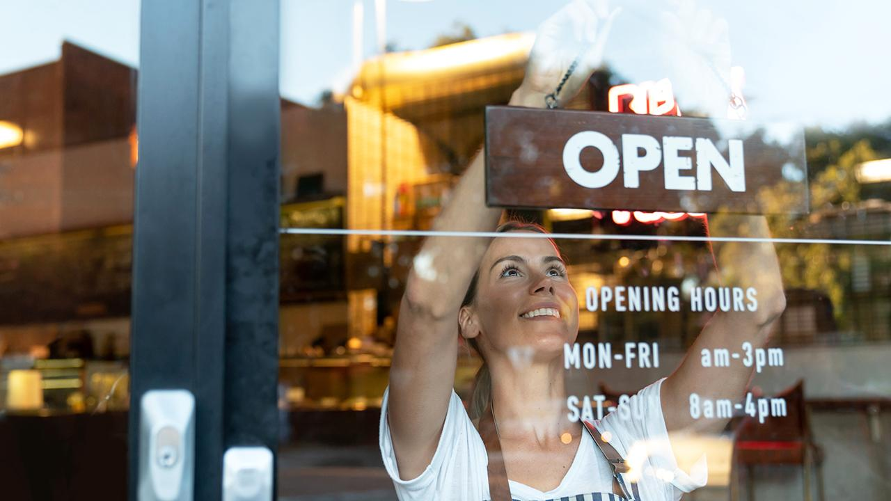 District Media Group president Beverly Hallberg says Americans are concerned about their local small businesses because they are the backbone of towns and cities throughout the United States.