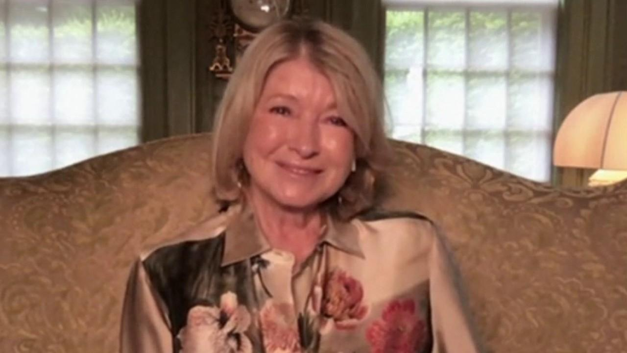 Martha Stewart shares insight on how small business can survive coronavirus and the future of online retail.