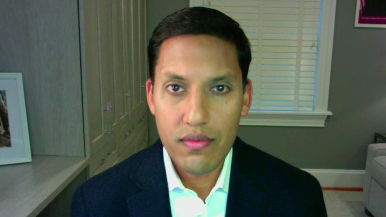 Rockefeller Foundation President Dr. Raj Shah on efforts to increase coronavirus testing to reopen the economy quicker.