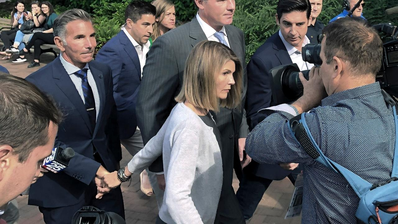 Criminal Defense Attorney Joe Tacopina discusses Lori Loughlin and her husband pleading guilty to the college bribery scandal and accepting sentencing.