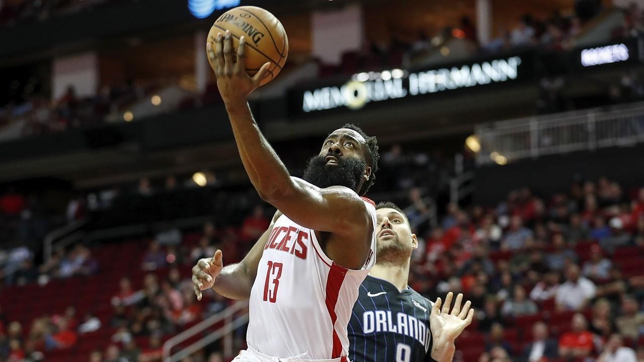 Houston Rockets owner and Landry's CEO Tilman Fertitta discusses calling off the NBA season and reopening restaurants amid coronavirus.