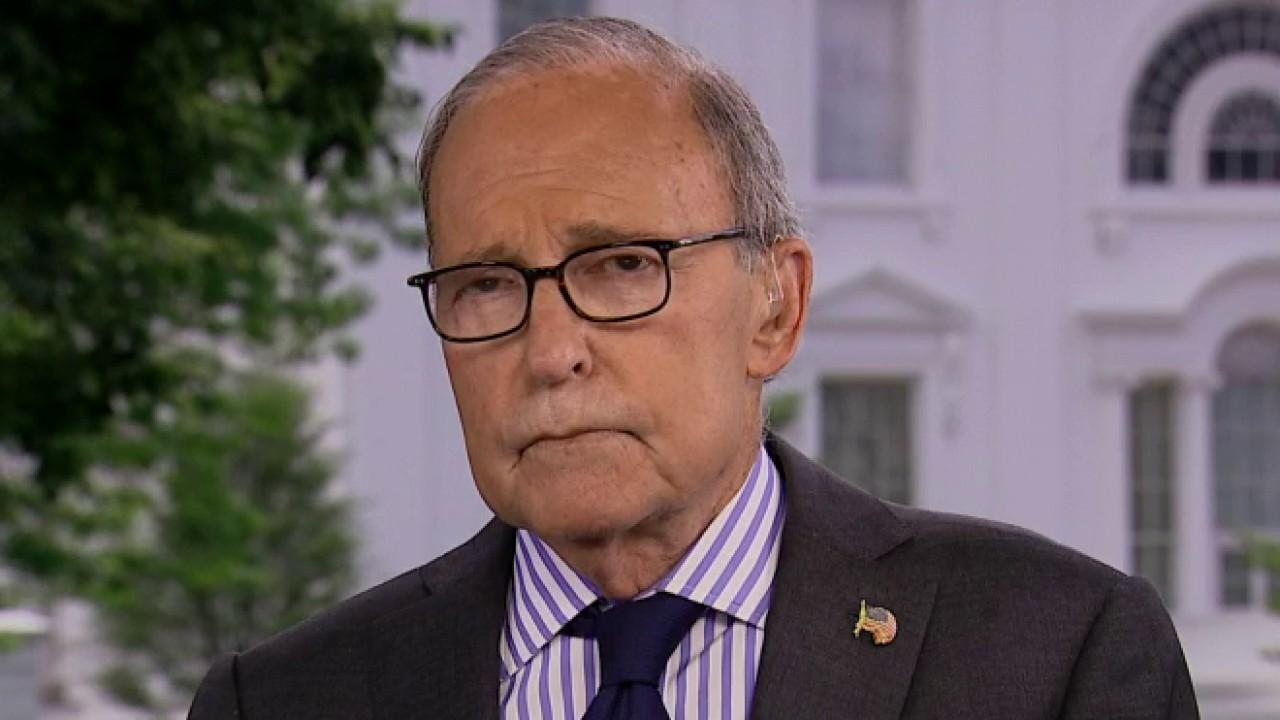 National Economic Council Director Larry Kudlow on continuing trade relations with China and Hong Kong uprisings.