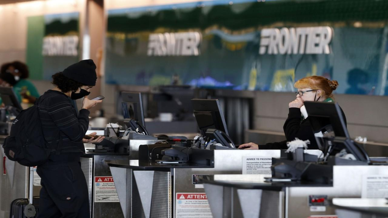 Frontier Airlines is charging $39 or more for flyers wanting more space, addressing coronavirus precaution.