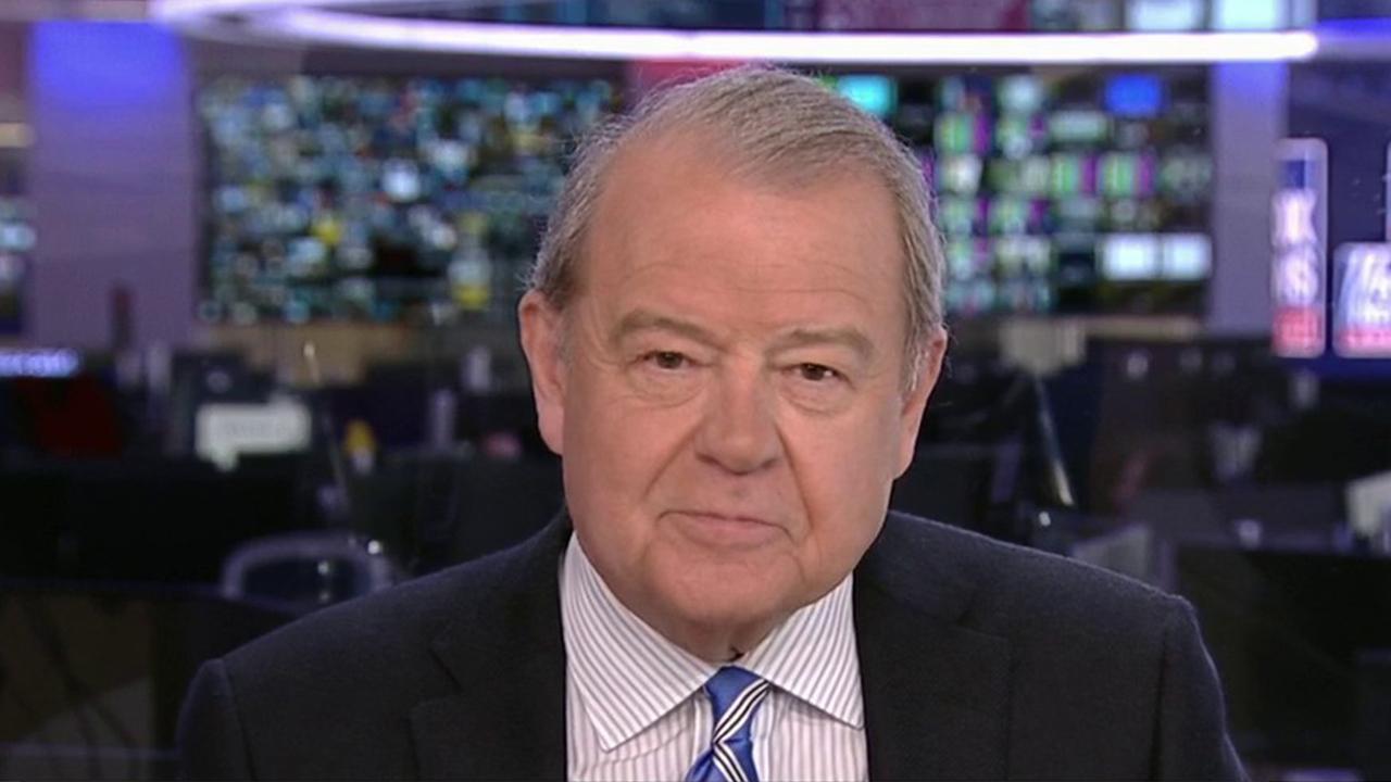 FOX Business' Stuart Varney argues the president's coronavirus response is getting voter approval.